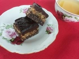 """Пирожное """"Орехово-шоколадное"""""""