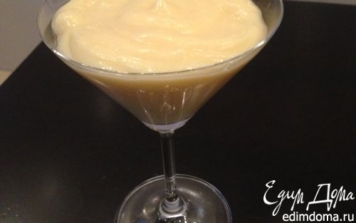 Рецепт Заварной крем (диетический)