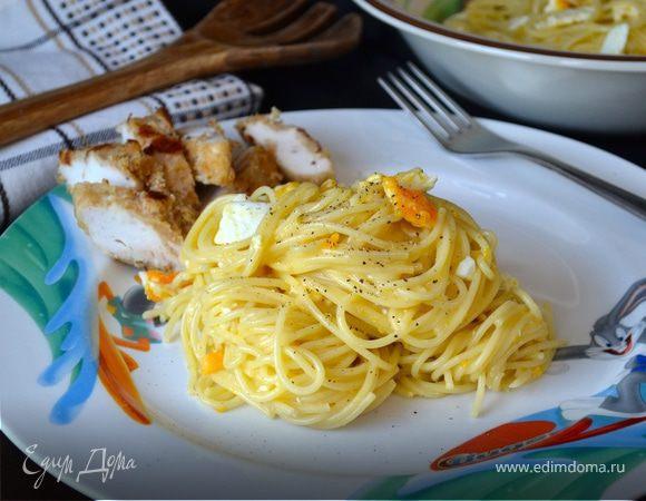 Спагетти бедняка (Spaghetti alla poverella)