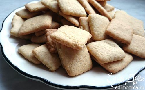Рецепт Простое песочное печенье