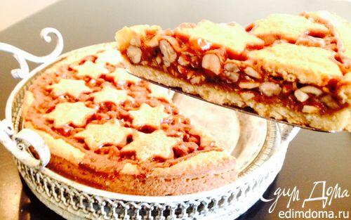Рецепт Бюнднерский ореховый торт