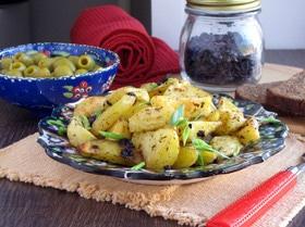 Картофель по-турецки