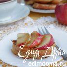 Гренки на завтрак с яблоками и корицей