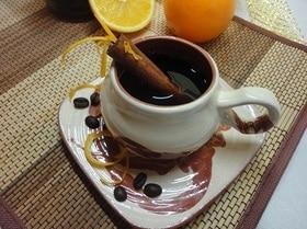 Кофе фламбе