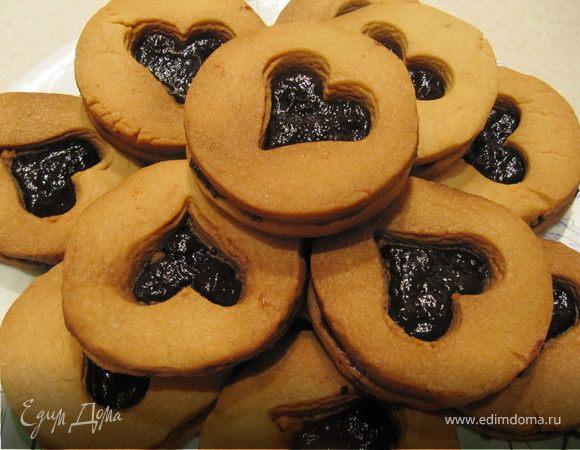 Печенье Джемми Доджерс (Jammie Dodgers)