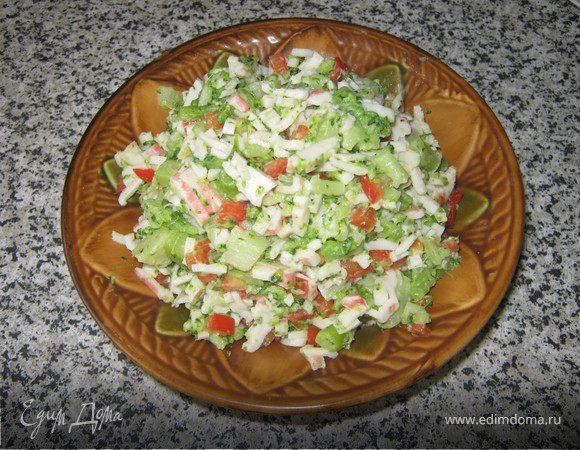 Салат нежный рецепт классический пошаговый рецепт с на