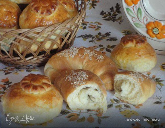 Творожные булочки