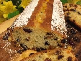 Идеальный фруктовый кекс с Лимочелло (Perfect Fruit Pound Cake with Limoncello)