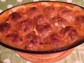 Свиные котлеты в томатном соусе