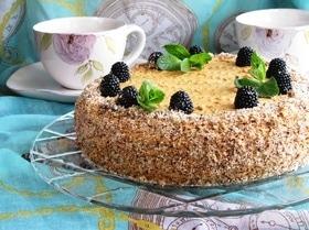 Торт «Мираж»