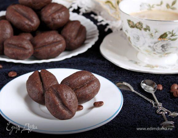 Пирожное «Кунжутный кофе»
