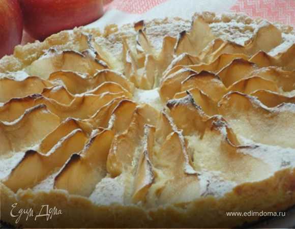 Пирог «Ледяные торосы»