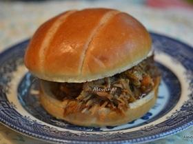 Свинина в медленноварке с соусом барбекю
