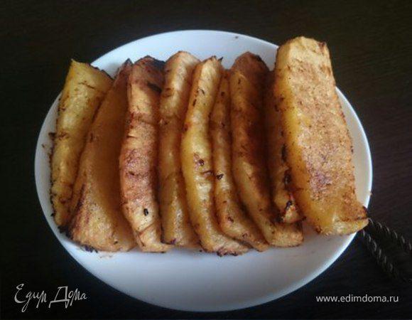 Печеные ананасы