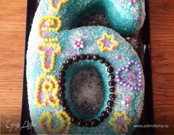 Июльский торт
