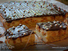 Немецкий сырный пирог