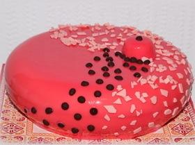 Творожно-муссовый торт «Эклипс»