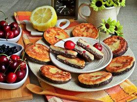 Сырники «Сэндвичи»