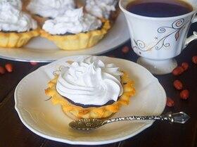 Пирожное «Тройное удовольствие»
