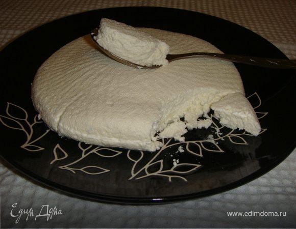 Сыр Ricotta домашний