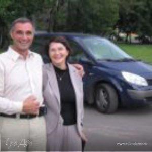 Таня-Саша Бехтеревы