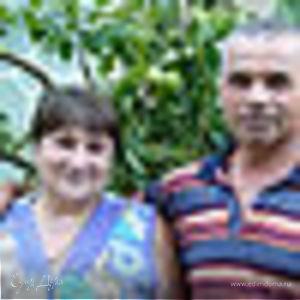 Николай и Иванна Чолак