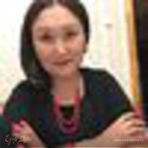 Баира Убушаева (Лиджиева)