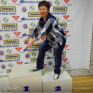 Тамара Звольская (Гончар)