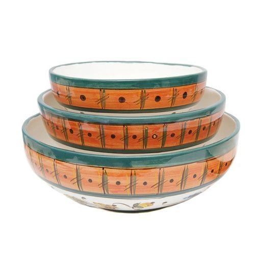 Набор керамических салатников серии «Весна»