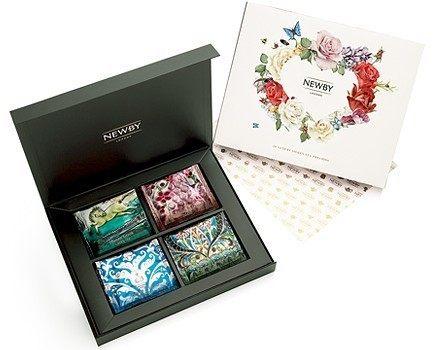 Подарочный набор чая Newby