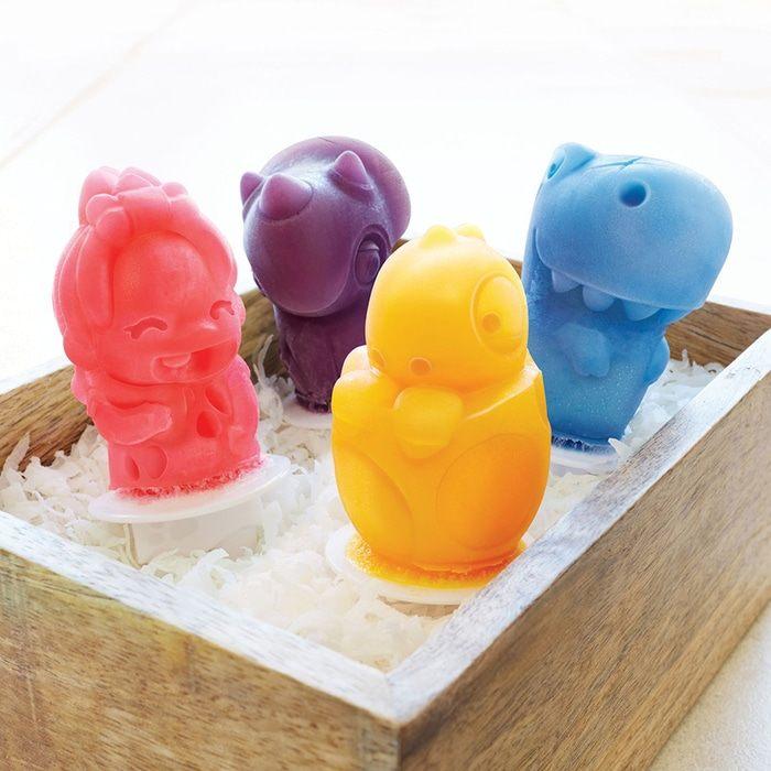 Веселые формы для мороженого