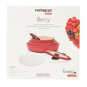 Набор посуды Berry от Frybest