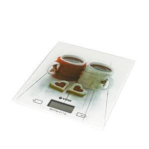 Кухонные весы VITEK VT-2424 W