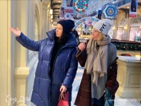 Мне это нравится! #13 | Юлия Высоцкая: про новогодние подарки, чай из самовара и поэзию