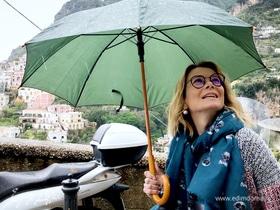 Мастер-класс в Позитано и прощание с Неаполем | Мне это нравится! #32 | Юлия Высоцкая
