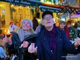 Звезды театра имени Моссовета и новогодний конкурс на лучшее видео! | Мне это нравится! #62