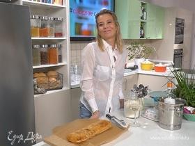 Рецепт сочного хрустящего штруделя с овощами и сыром от Юлии Высоцкой | #сладкоесолёное №69