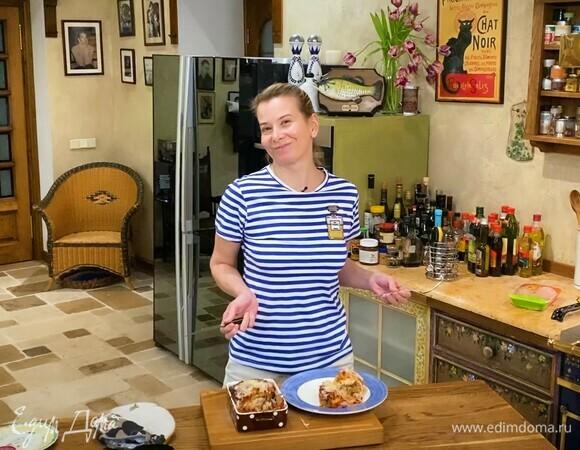 Рецепт куриных грудок, запеченных в томатном соусе, от Юлии Высоцкой | #сладкоесолёное №81