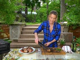 Рецепт сочных куриных крылышек на гриле от Юлии Высоцкой | #сладкоесолёное №87