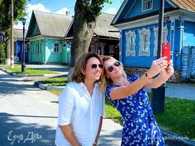 Едем в Нижний Новгород! Фабрика елочных игрушек, Волга и Городец | Мне это нравится! #118