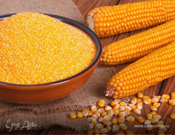 Кукурузная крупа