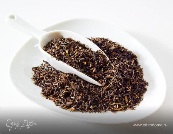 Чай дарджилинг