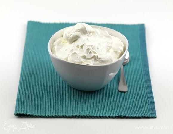Йогурт жирный