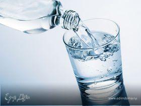 Вода минеральная без газа