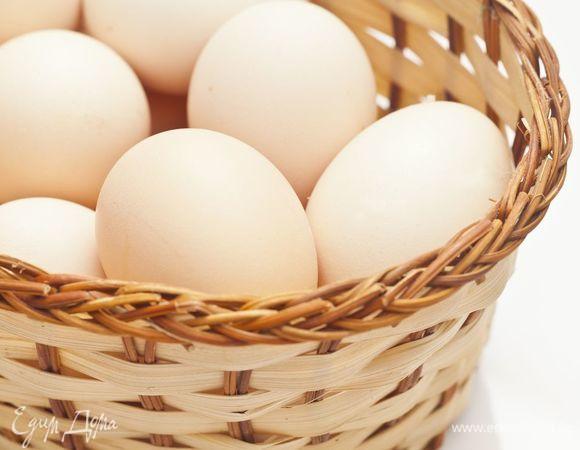 Яйца куриные крупные