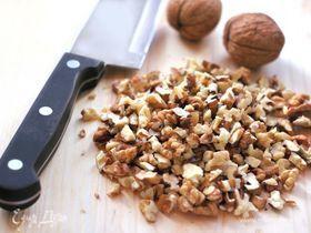 Грецкие орехи рубленые