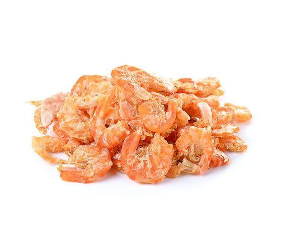 Креветки сушеные