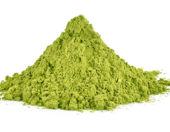 Краситель пищевой зеленый