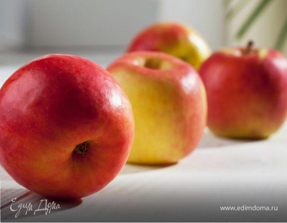 Яблоки нетвердых сортов
