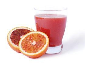 Сок из красных апельсинов